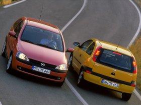 Ver foto 21 de Opel Corsa C 3 puertas 2000