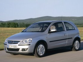 Fotos de Opel Corsa C 2003