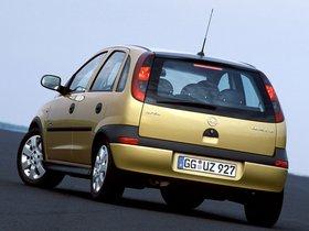Ver foto 66 de Opel Corsa C 3 puertas 2000