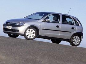 Ver foto 65 de Opel Corsa C 3 puertas 2000