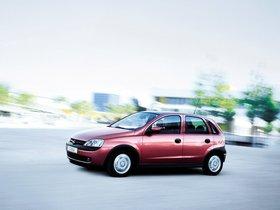 Ver foto 63 de Opel Corsa C 3 puertas 2000