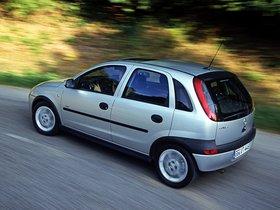 Ver foto 61 de Opel Corsa C 3 puertas 2000