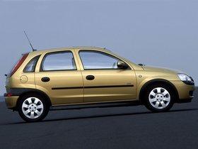 Ver foto 60 de Opel Corsa C 3 puertas 2000