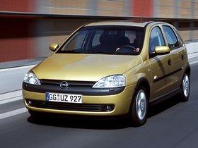Ver foto 57 de Opel Corsa C 3 puertas 2000