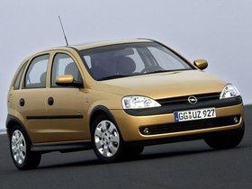 Ver foto 74 de Opel Corsa C 3 puertas 2000
