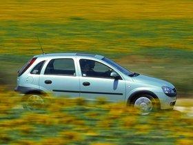 Ver foto 73 de Opel Corsa C 3 puertas 2000