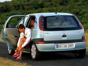 Ver foto 72 de Opel Corsa C 3 puertas 2000