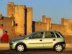 Ver foto 71 de Opel Corsa C 3 puertas 2000