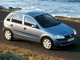 Ver foto 70 de Opel Corsa C 3 puertas 2000
