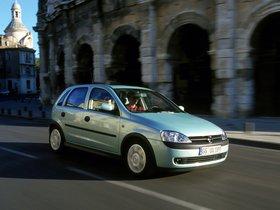 Ver foto 68 de Opel Corsa C 3 puertas 2000
