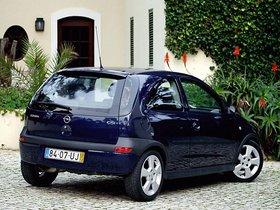 Ver foto 2 de Opel Corsa C GSi 2000