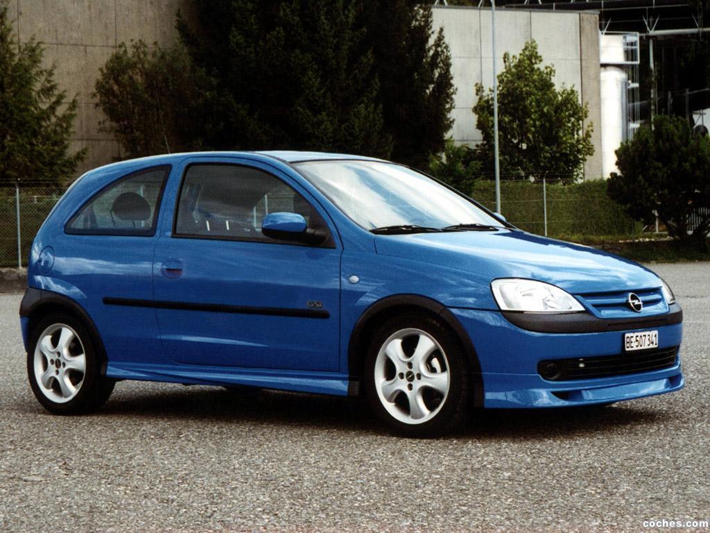 Foto 0 de Opel Corsa C GSi 2000