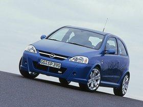 Fotos de Opel Corsa C OPC 2002