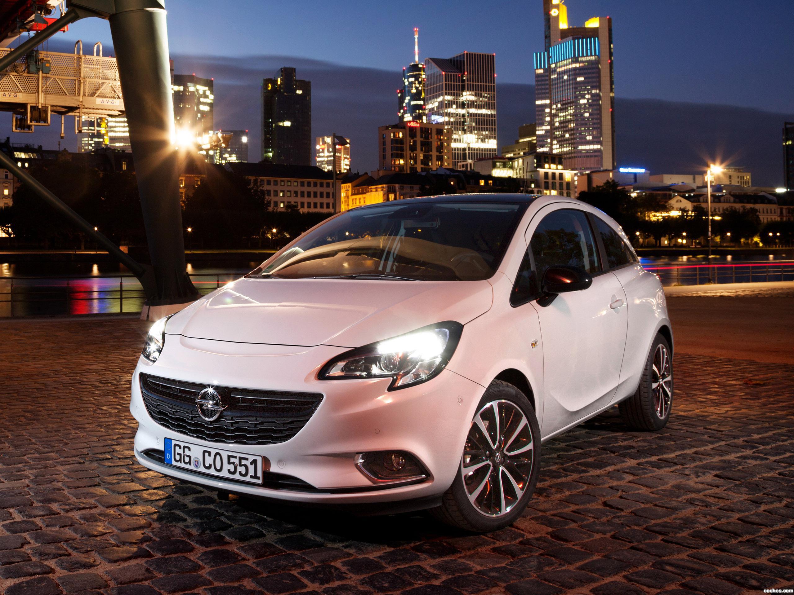 Foto 0 de Opel Corsa 3 puertas Color Edition  2015
