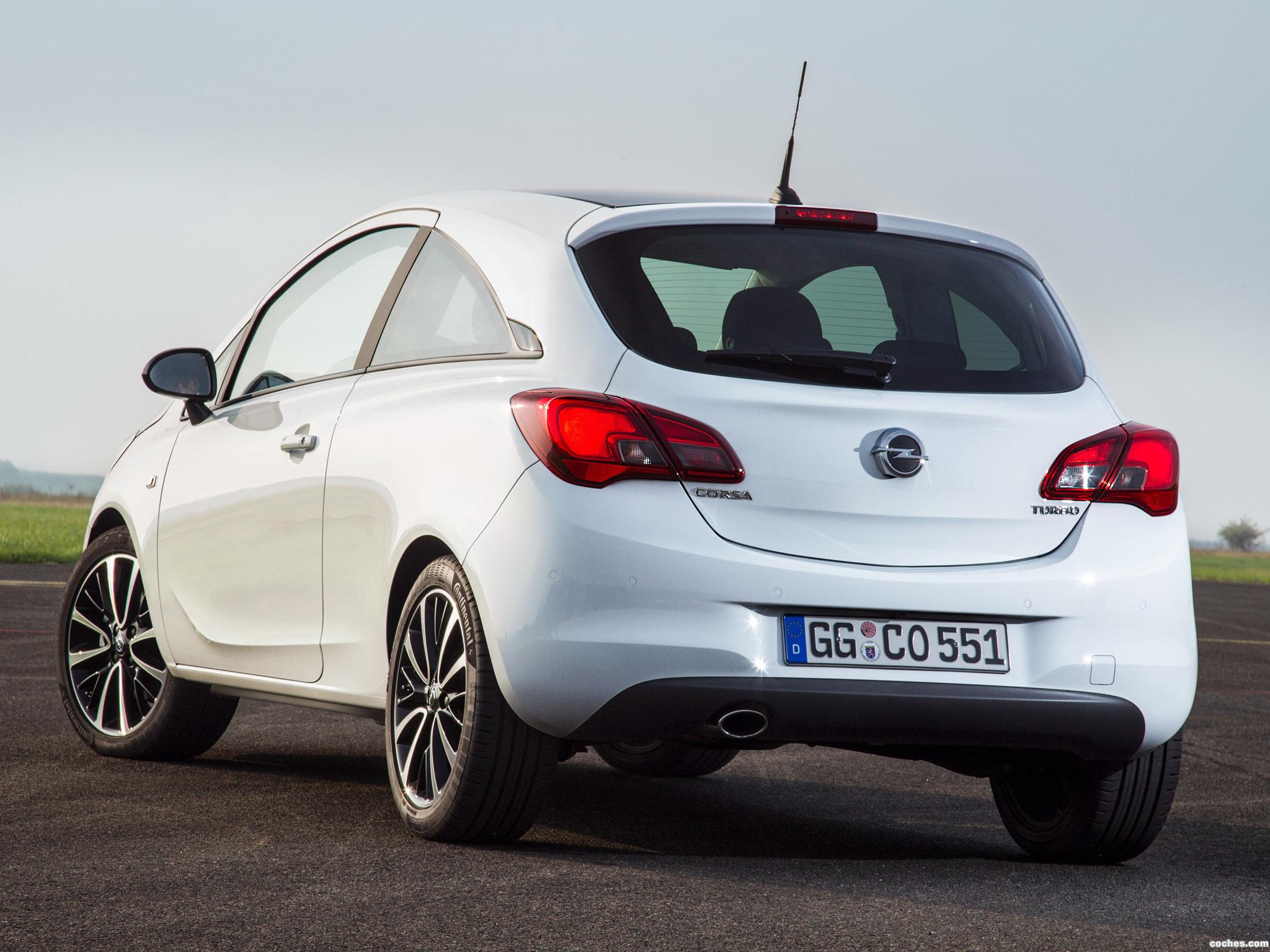 opel corsa 3 puertas color edition 2015 - Opel Corsa Color Edition 2015