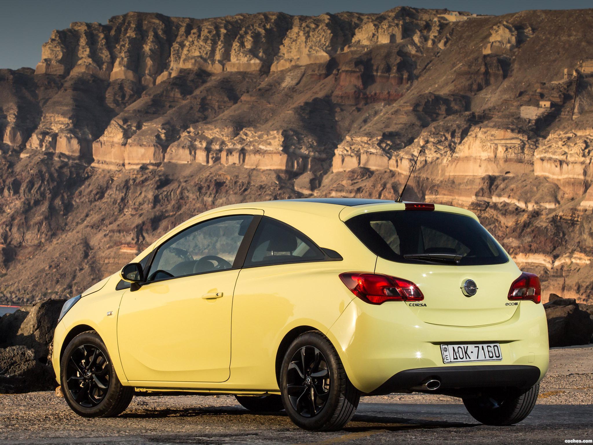 Foto 19 de Opel Corsa Color Edition EcoFlex 3 puertas 2014