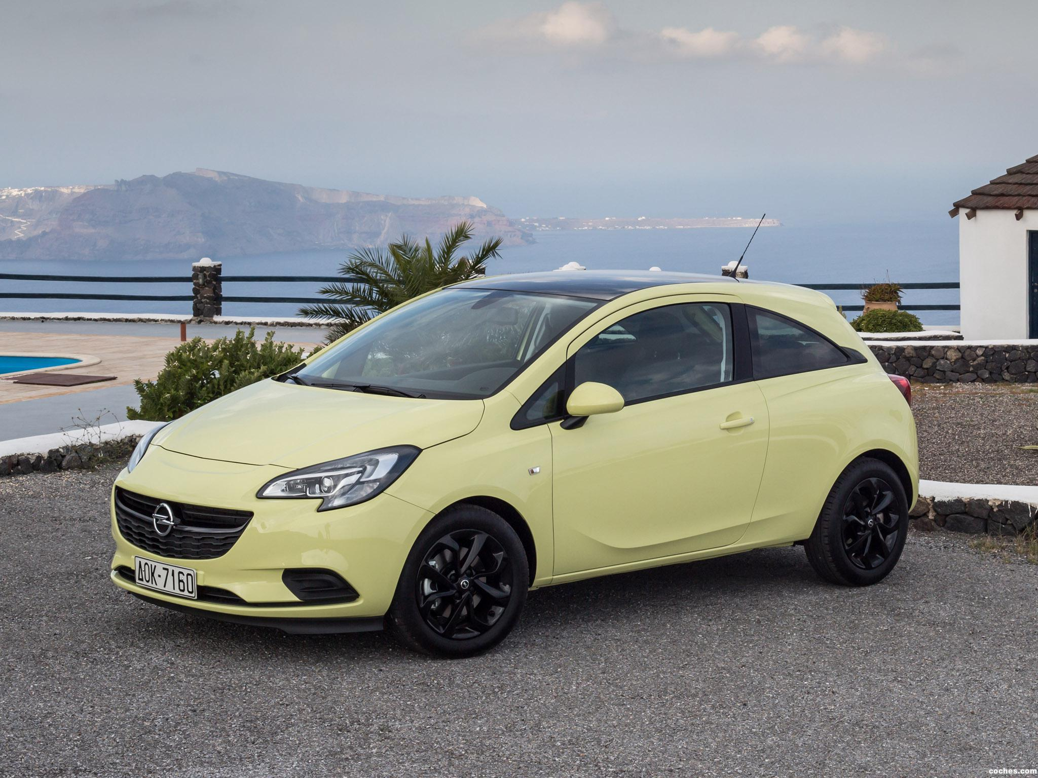 Foto 14 de Opel Corsa Color Edition EcoFlex 3 puertas 2014