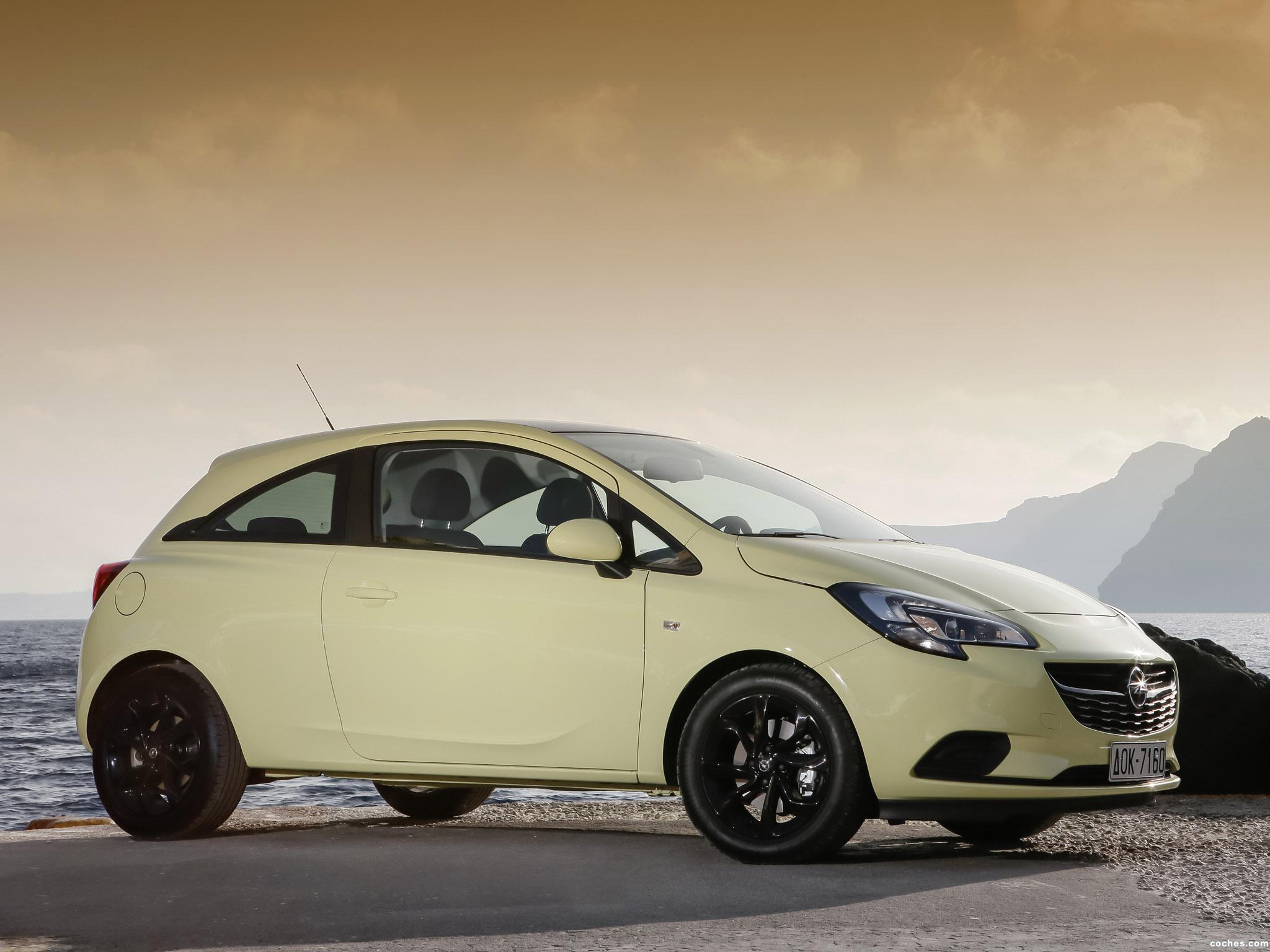 Foto 12 de Opel Corsa Color Edition EcoFlex 3 puertas 2014