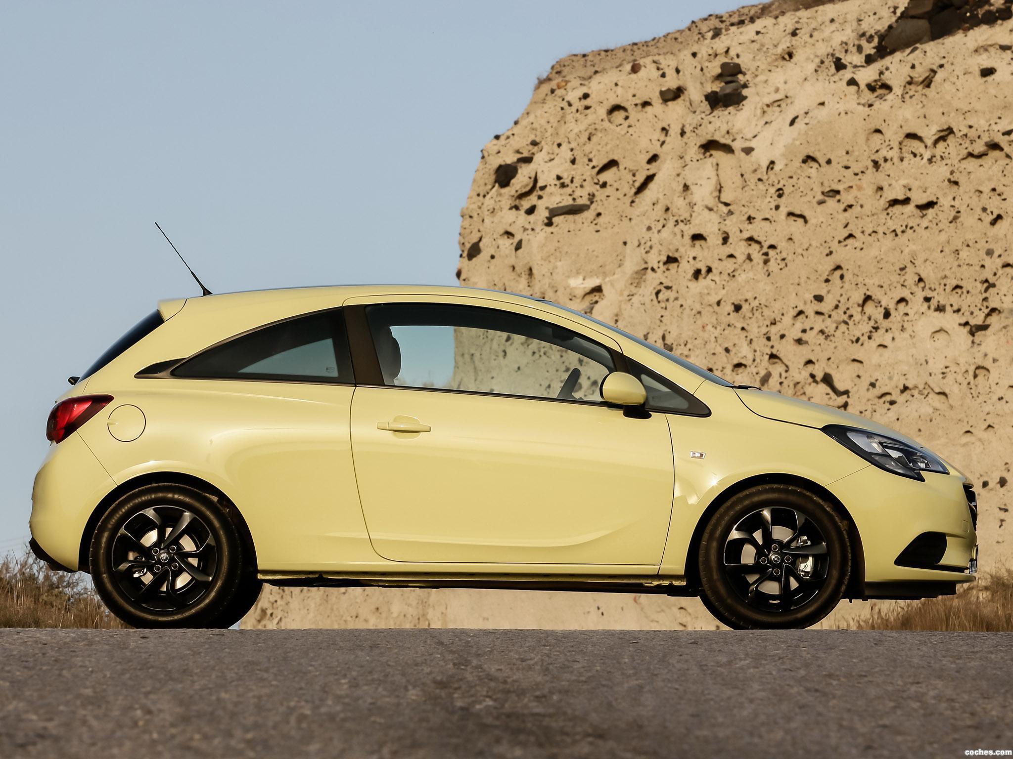 Foto 8 de Opel Corsa Color Edition EcoFlex 3 puertas 2014
