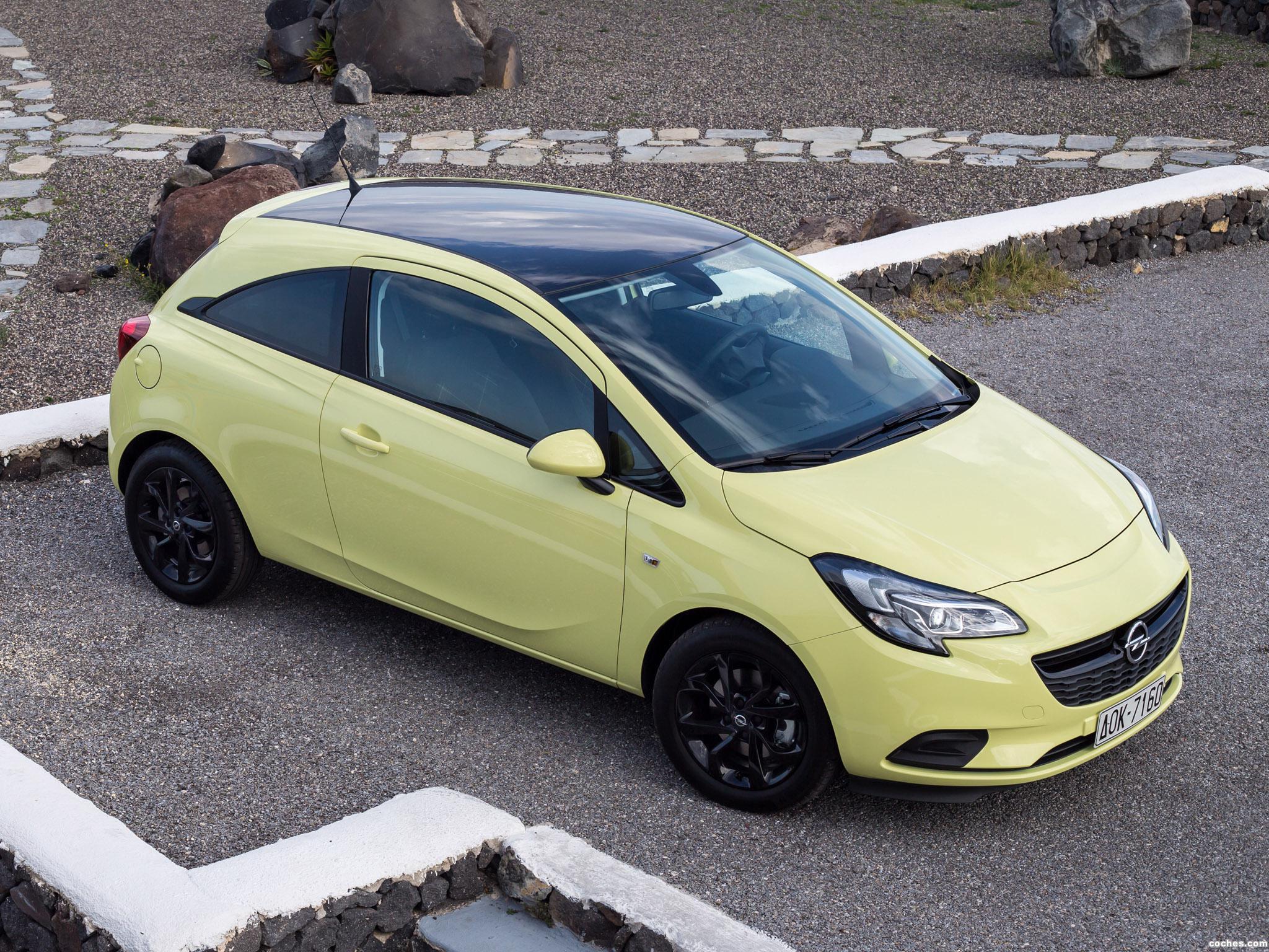 Foto 6 de Opel Corsa Color Edition EcoFlex 3 puertas 2014