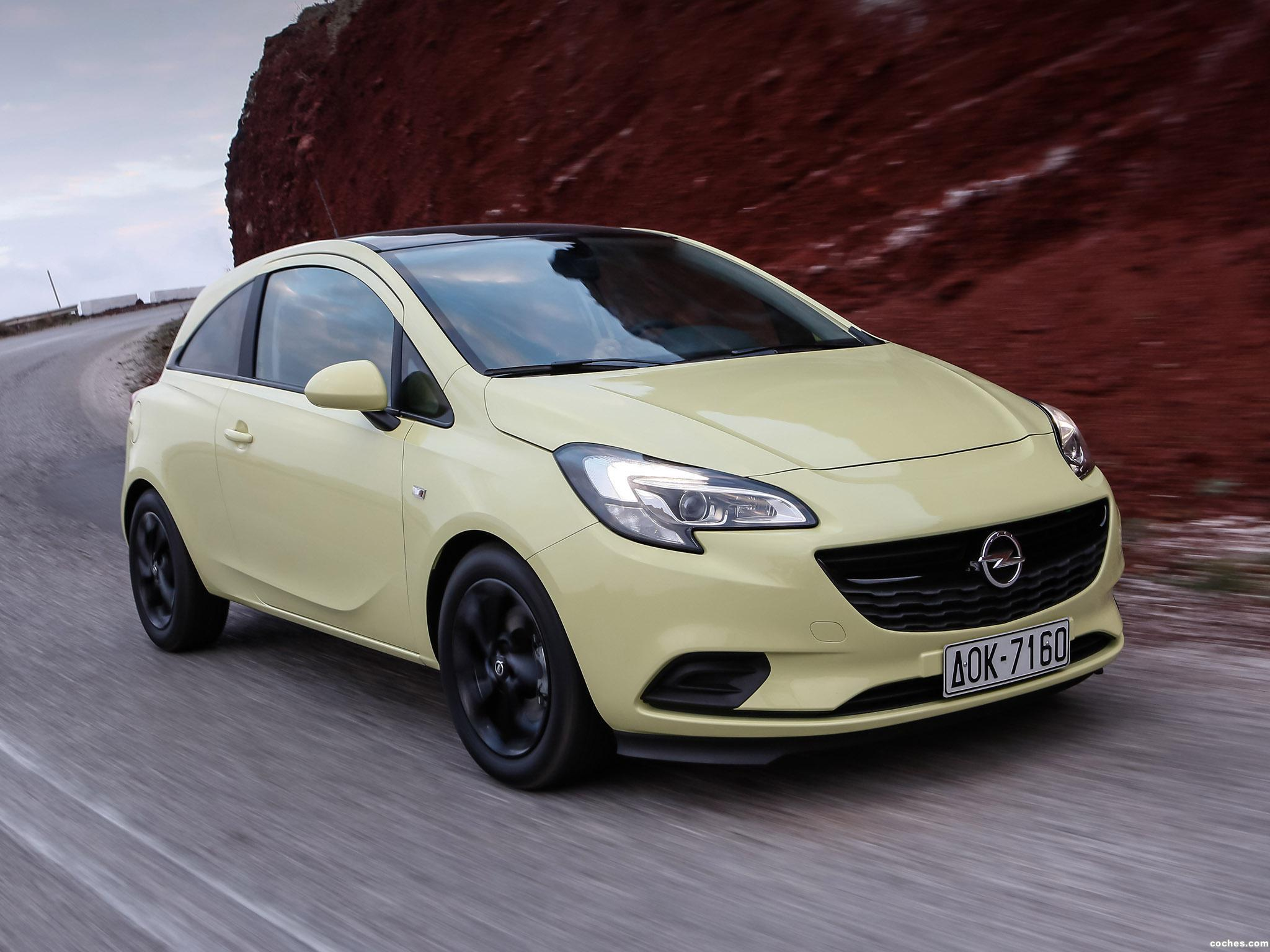 Foto 5 de Opel Corsa Color Edition EcoFlex 3 puertas 2014