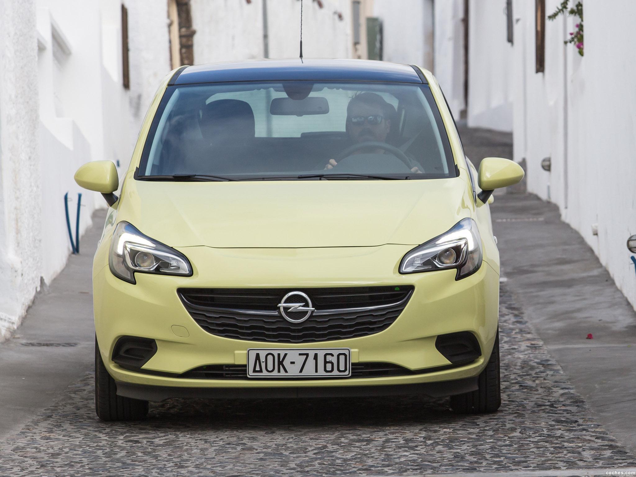 Foto 25 de Opel Corsa Color Edition EcoFlex 3 puertas 2014