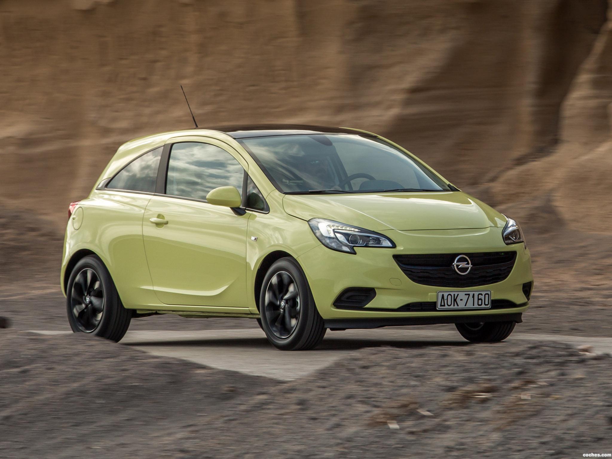 Foto 24 de Opel Corsa Color Edition EcoFlex 3 puertas 2014