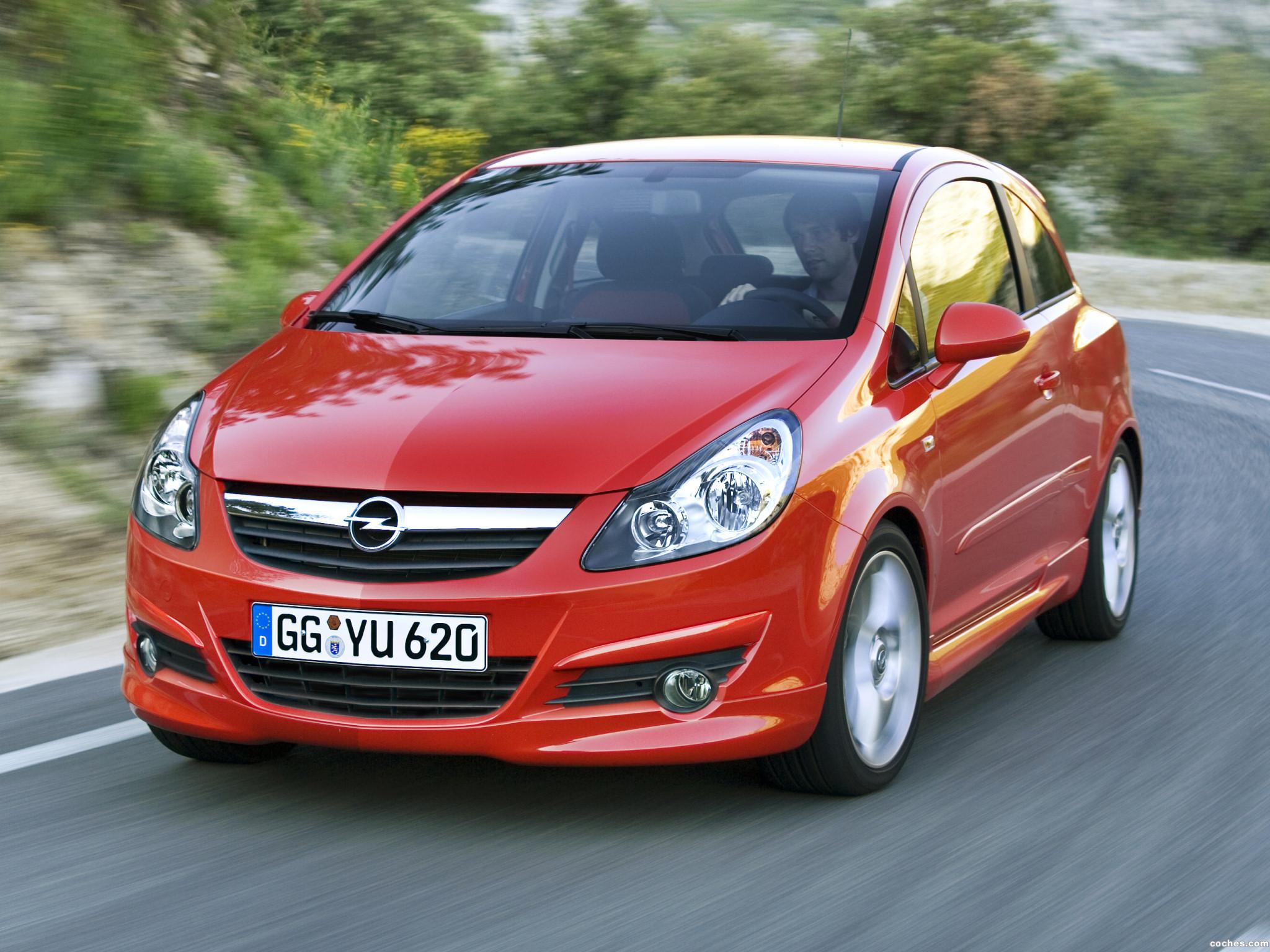 Foto 0 de Opel Corsa D GSI 2007