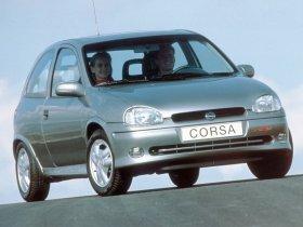 Ver foto 2 de Opel Corsa B GSI 1993