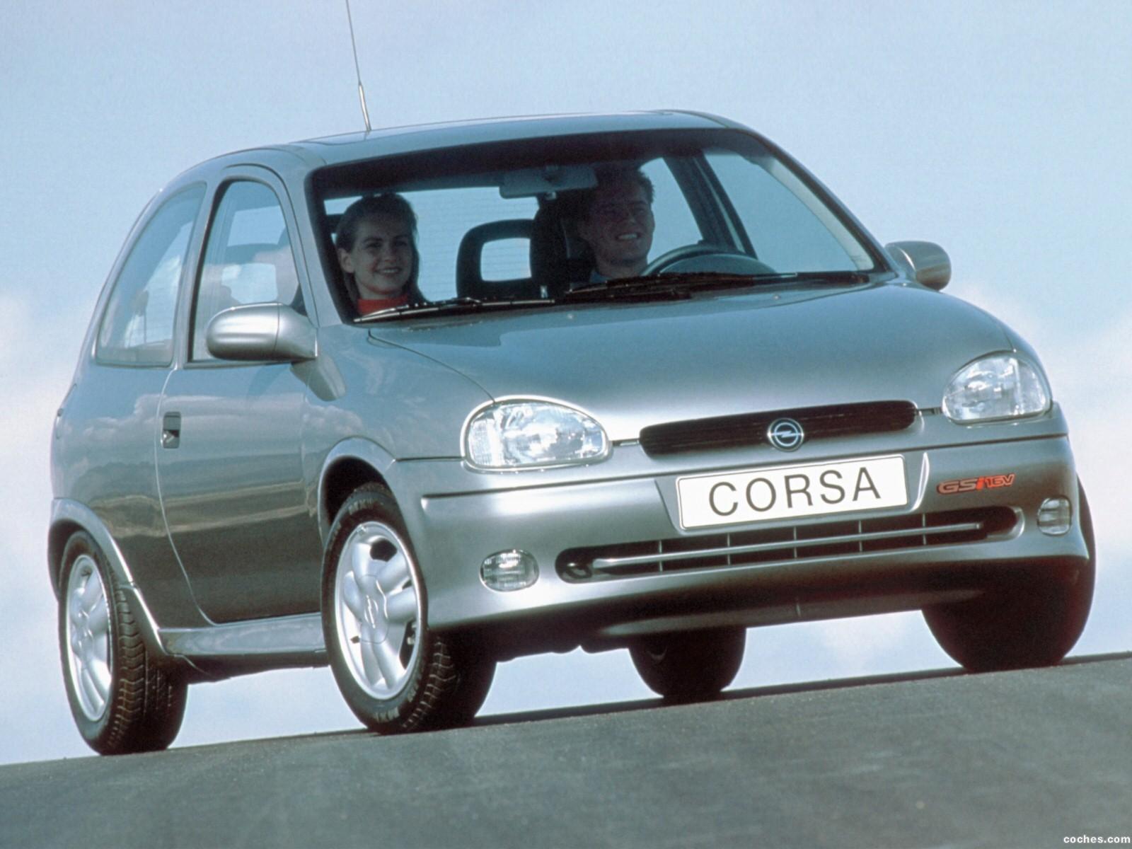 Foto 1 de Opel Corsa B GSI 1993