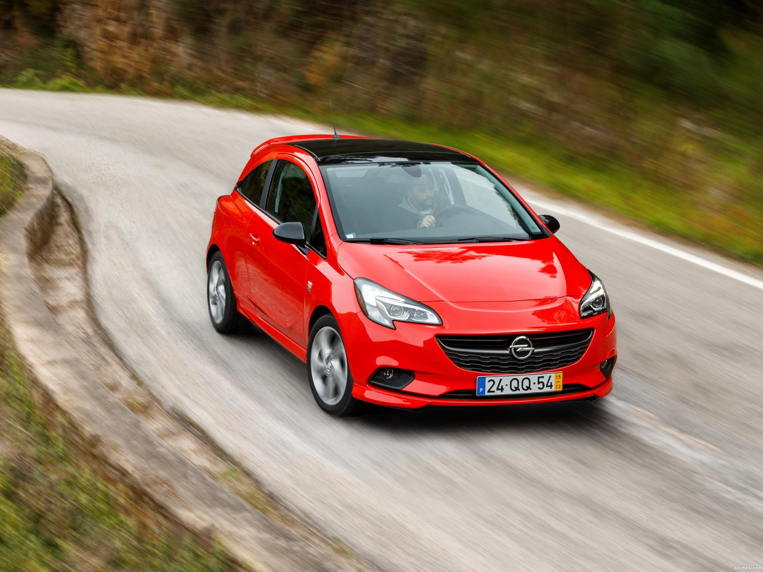 Foto 0 de Opel Corsa GT 2016
