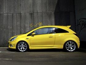 Ver foto 6 de Opel Corsa OPC 2010
