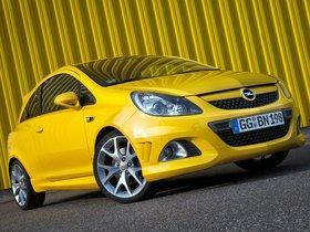 Fotos de Opel Corsa OPC 2010