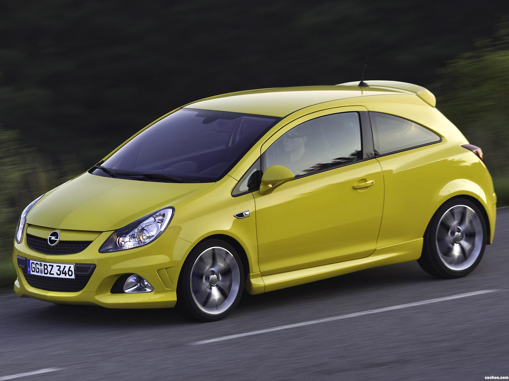 2010 Opel Corsa OPC photo - 1