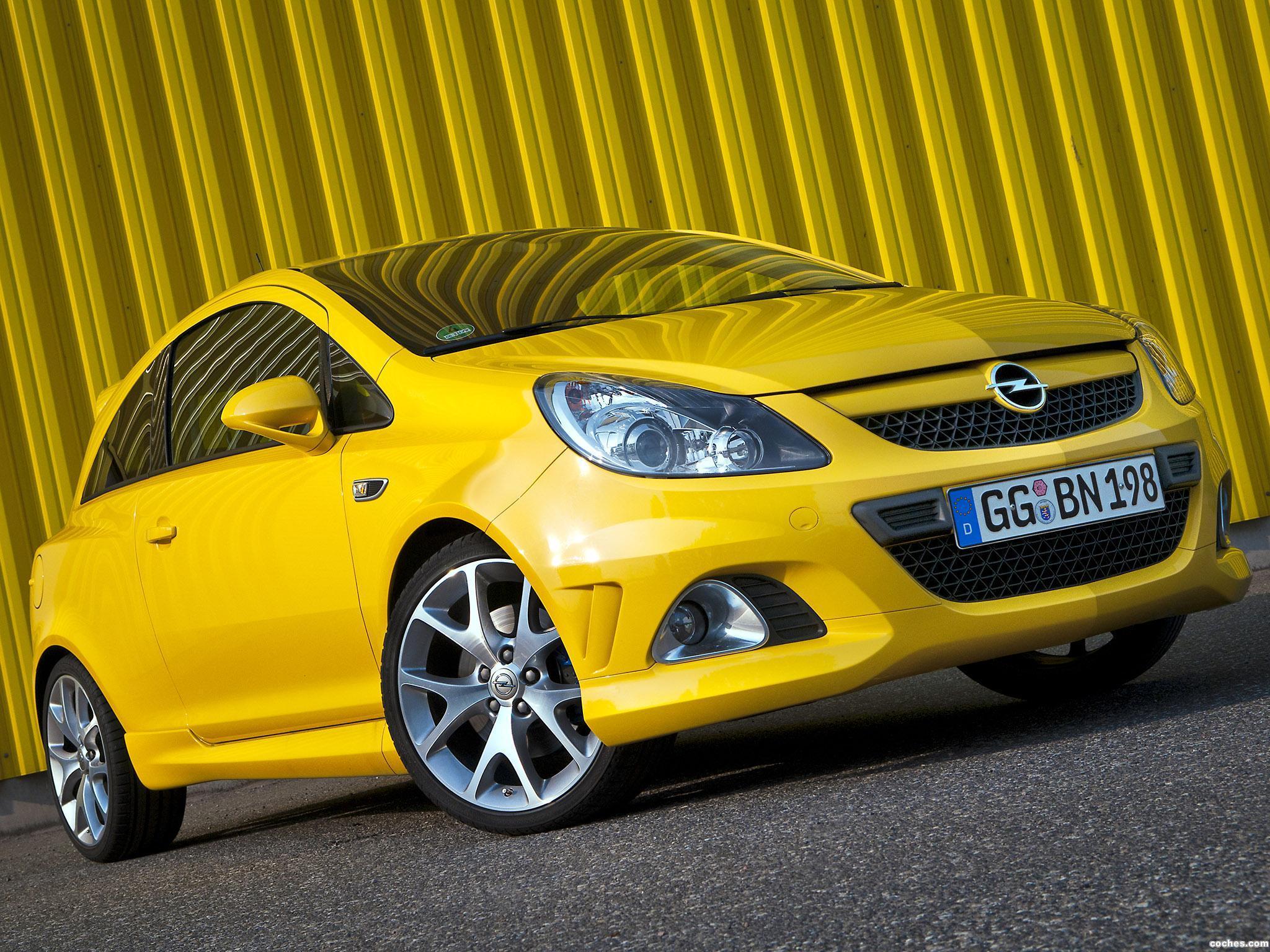 Foto 0 de Opel Corsa OPC 2010