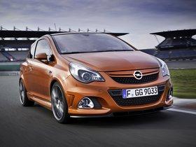 Ver foto 20 de Opel Corsa OPC Nurburgring Edition 2011