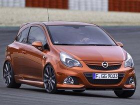 Ver foto 10 de Opel Corsa OPC Nurburgring Edition 2011