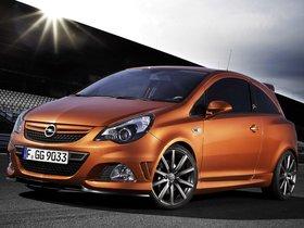 Ver foto 4 de Opel Corsa OPC Nurburgring Edition 2011