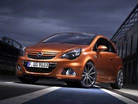 Ver foto 30 de Opel Corsa OPC Nurburgring Edition 2011