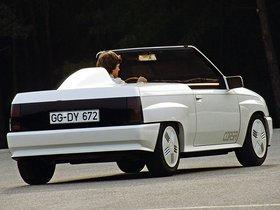 Ver foto 3 de Opel Corsa Spider Concept 1982