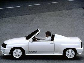 Ver foto 2 de Opel Corsa Spider Concept 1982