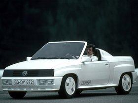 Fotos de Opel Corsa Spider Concept 1982