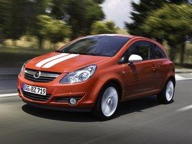 Fotos de Opel Corsa Stripes 2010