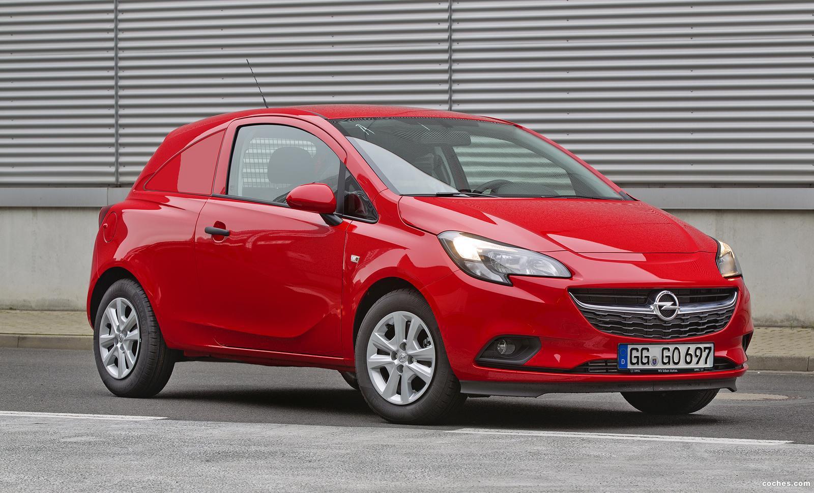 Foto 0 de Opel Corsa Van 2015