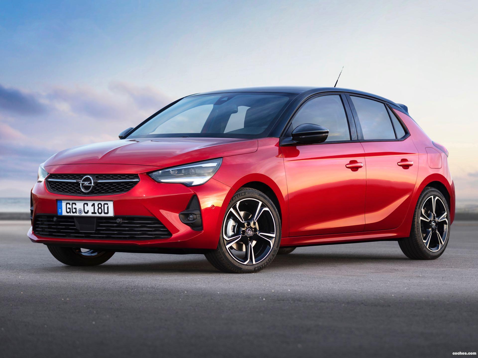 Foto 0 de Opel Corsa GS Line 2019