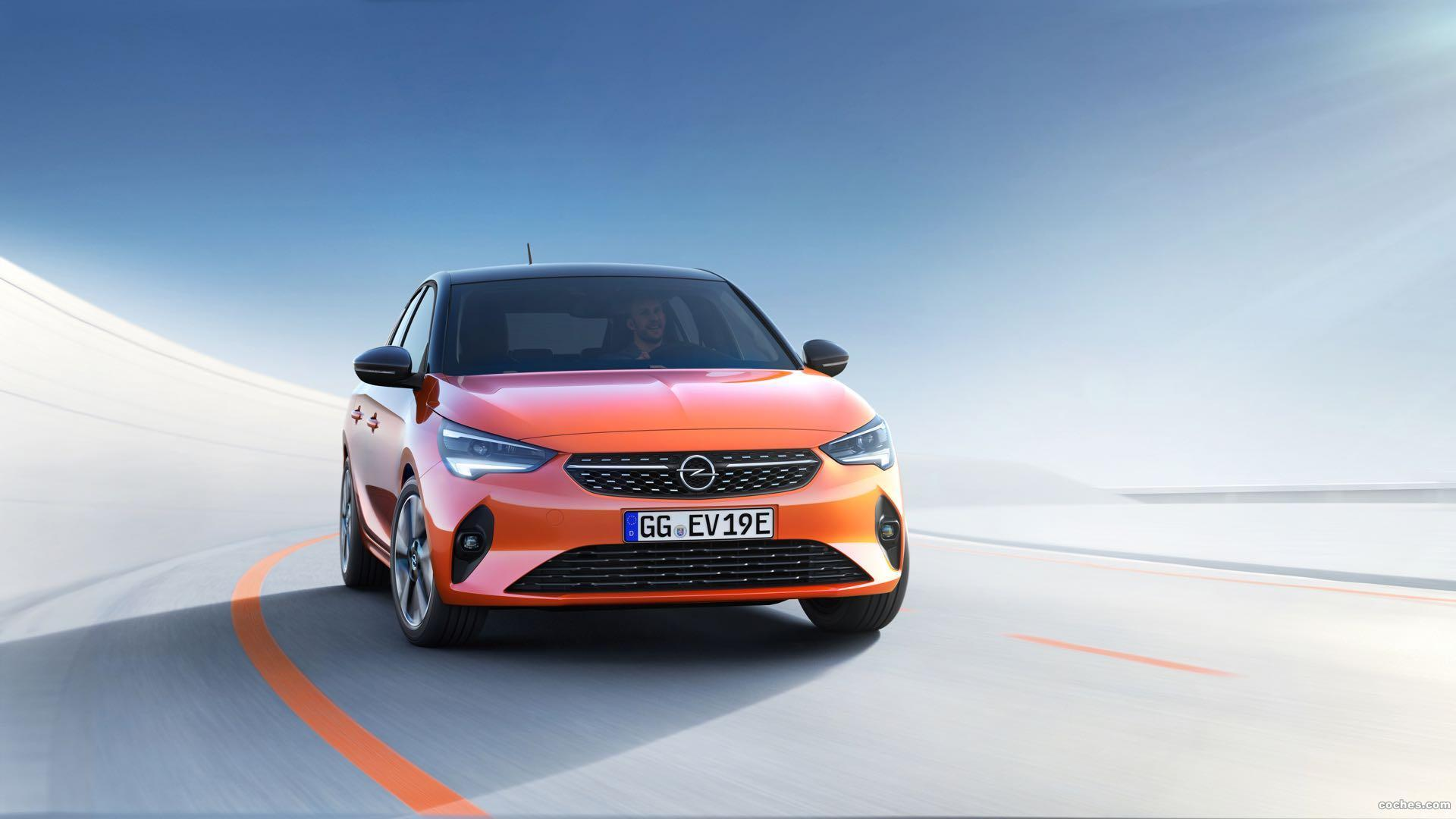 Foto 0 de Opel e-Corsa Edition 2019