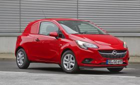 Fotos de Opel Corsa Van 2015