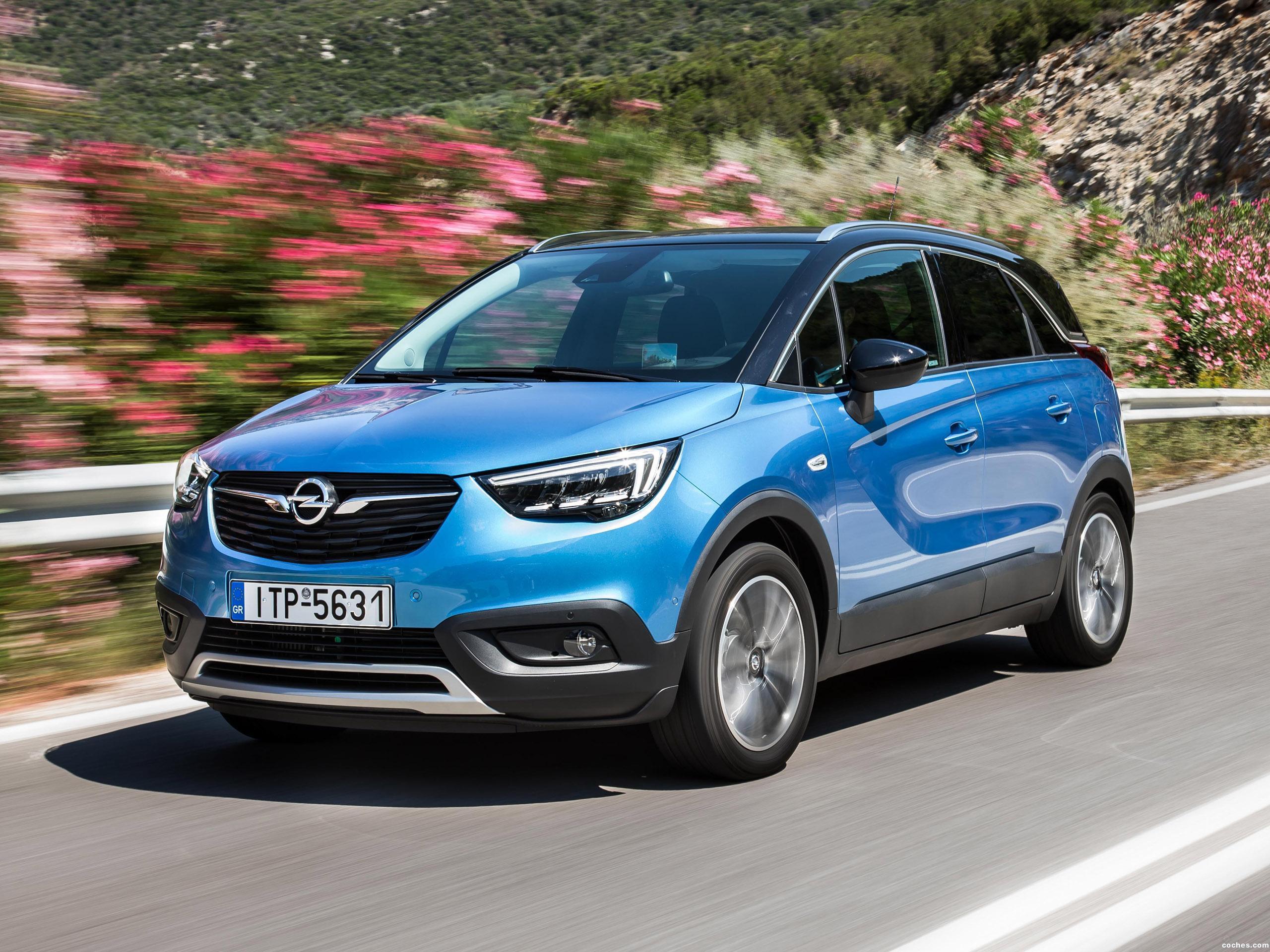 Foto 24 de Opel Crossland X Ecotec D  2017