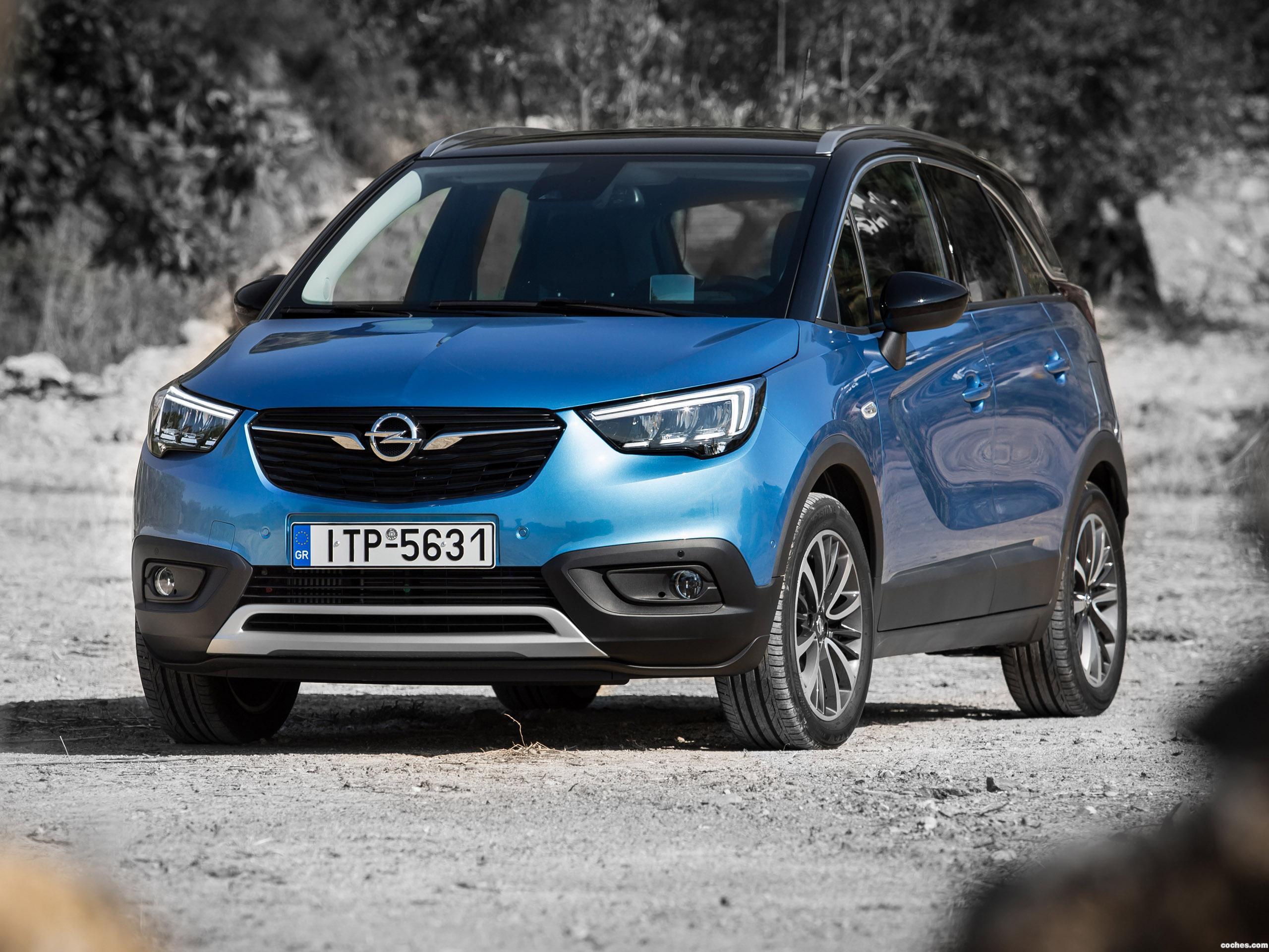 Foto 21 de Opel Crossland X Ecotec D  2017