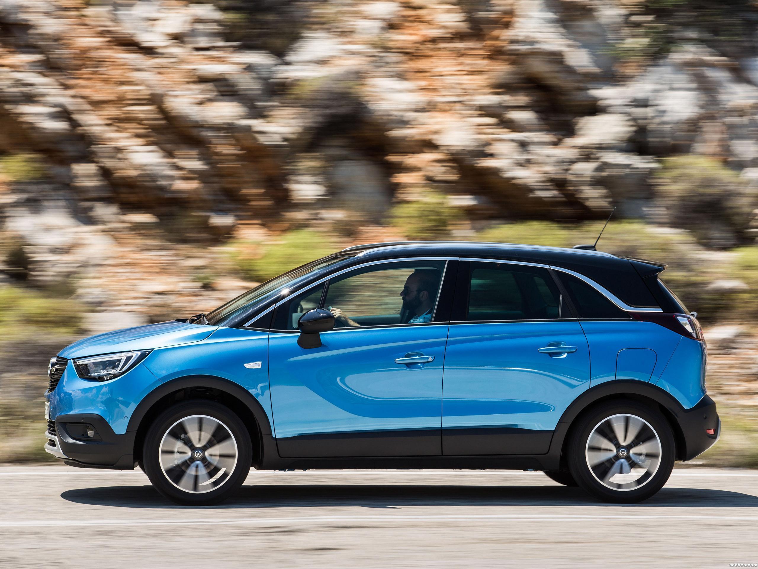 Foto 17 de Opel Crossland X Ecotec D  2017